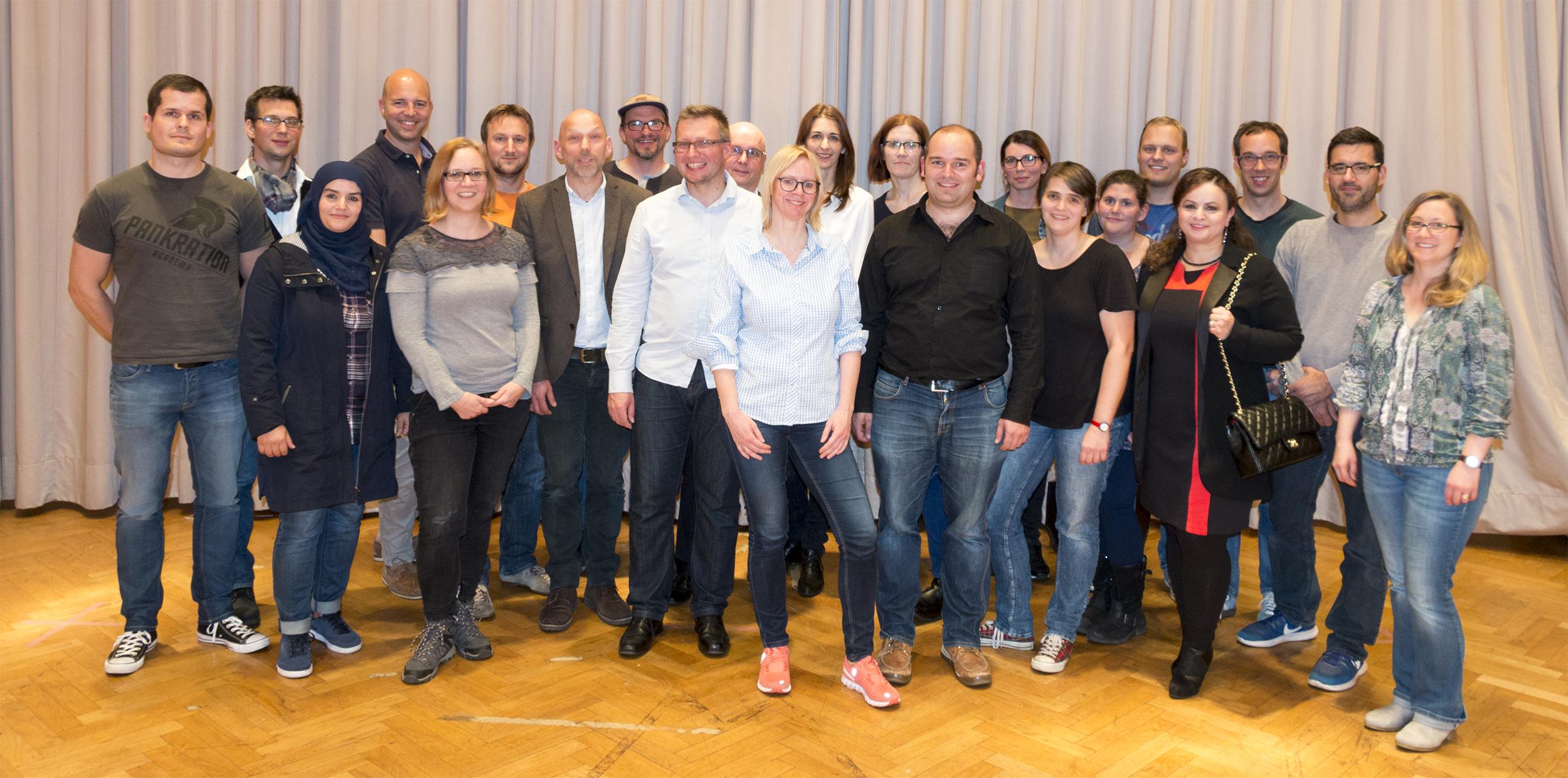 Der neue JAEB Düsseldorf 2017/2018 stellt sich vor